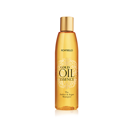 THE AMBER AND ARGAN SHAMPOO