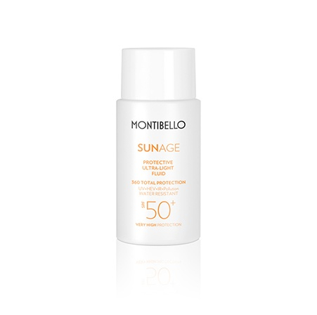 PROTECTIVE ULTRA-LIGHT FLUID SPF 50+ Image 1
