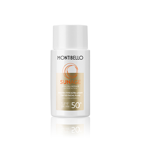 PROTECTIVE ULTRA LIGHT COLOURED FLUID SPF 50+ Image 1