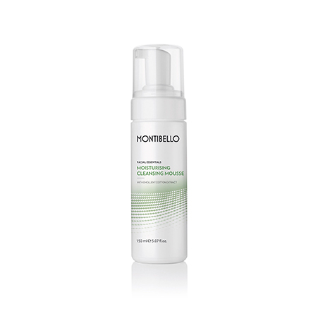 MOISTURISING CLEANSING MOUSSE Image 1