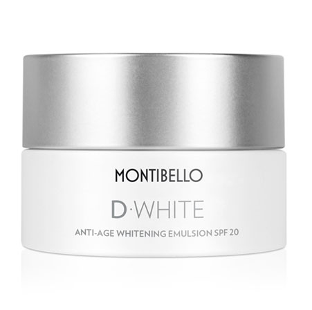 ANTI-AGE WHITENING EMULSION SPF 20