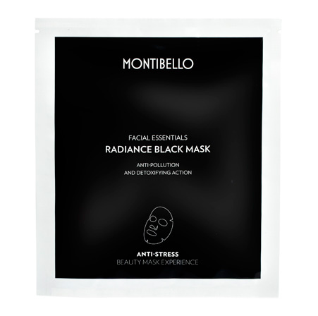 RADIANCE BLACK MASK