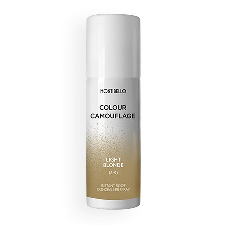 COLOUR CAMOUFLAGE LIGHT BLONDE