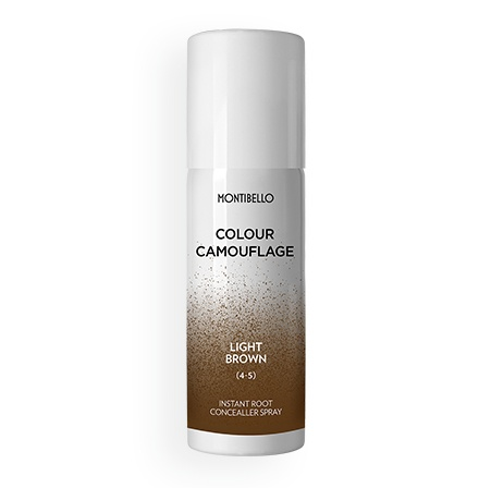 COLOUR CAMOUFLAGE LIGHT BROWN