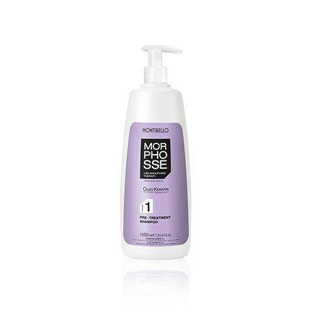 MORPHOSSE PRE-TREATMENT SHAMPOO