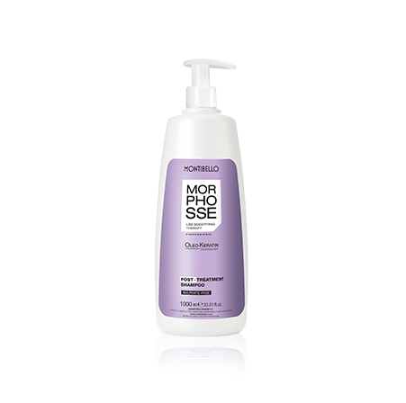 MORPHOSSE POST-TREATMENT SHAMPOO Image 1