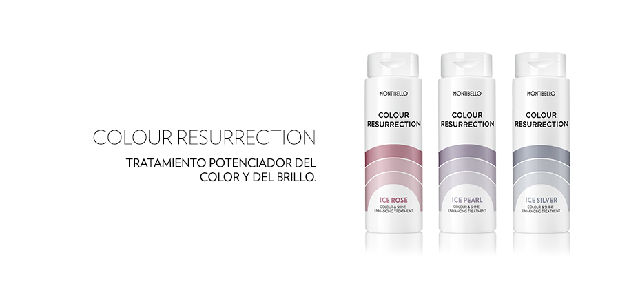 COLOUR RESURRECTION