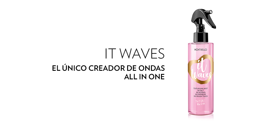 IT WAVES el único creador de ondas all in one